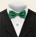 pre tied bow tie instructions